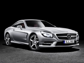 Ver foto 10 de Mercedes Clase SL SL350 AMG Sports Package Edition 1 R231 2012