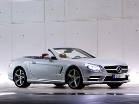 Ver foto 9 de Mercedes Clase SL SL350 AMG Sports Package Edition 1 R231 2012