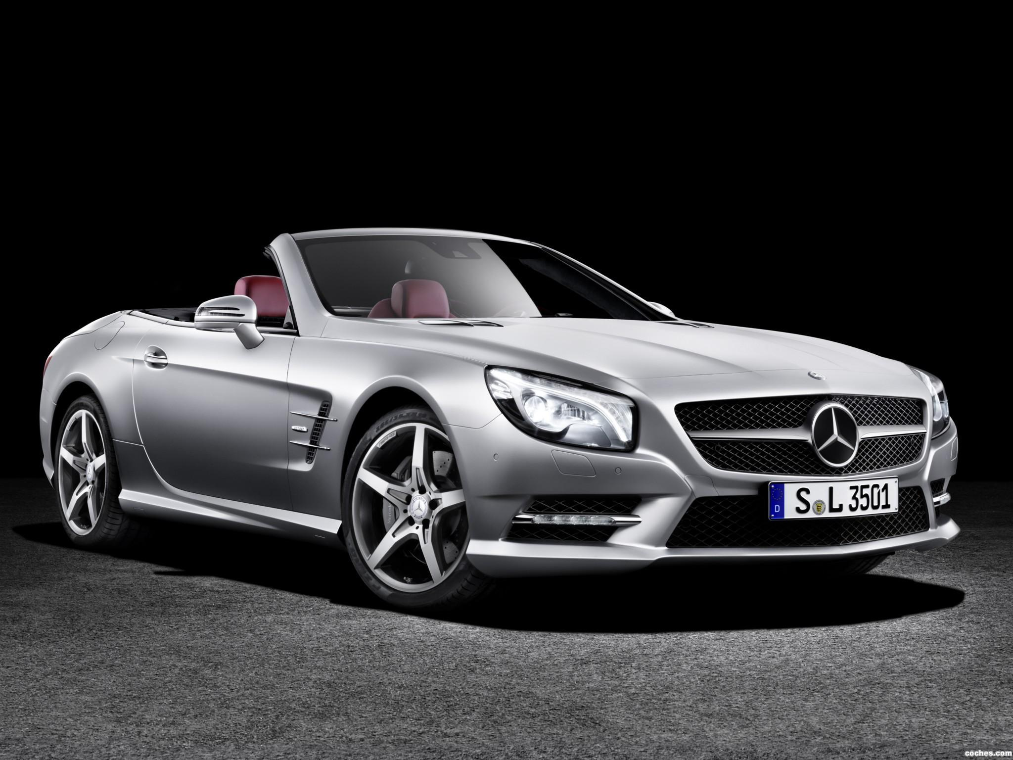 Foto 0 de Mercedes Clase SL SL350 AMG Sports Package Edition 1 R231 2012