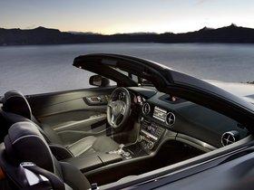 Ver foto 9 de Mercedes Clase SL SL500 AMG Sports Package R231 2012