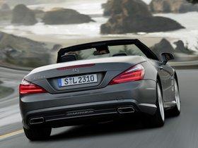 Ver foto 8 de Mercedes Clase SL SL500 AMG Sports Package R231 2012