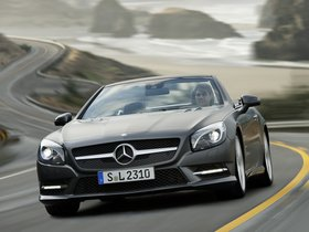 Ver foto 7 de Mercedes Clase SL SL500 AMG Sports Package R231 2012