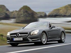 Ver foto 6 de Mercedes Clase SL SL500 AMG Sports Package R231 2012