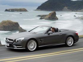 Ver foto 5 de Mercedes Clase SL SL500 AMG Sports Package R231 2012