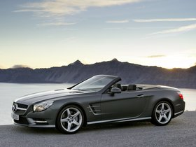 Ver foto 4 de Mercedes Clase SL SL500 AMG Sports Package R231 2012