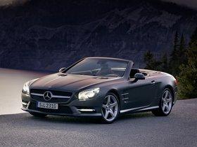 Ver foto 3 de Mercedes Clase SL SL500 AMG Sports Package R231 2012