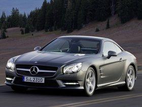 Fotos de Mercedes Clase SL SL500 AMG Sports Package R231 2012