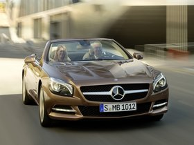 Ver foto 4 de Mercedes Clase SL SL500 R231 2012