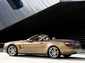 Ver foto 10 de Mercedes Clase SL SL500 R231 2012