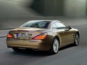 Ver foto 9 de Mercedes Clase SL SL500 R231 2012