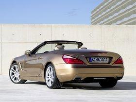 Ver foto 6 de Mercedes Clase SL SL500 R231 2012