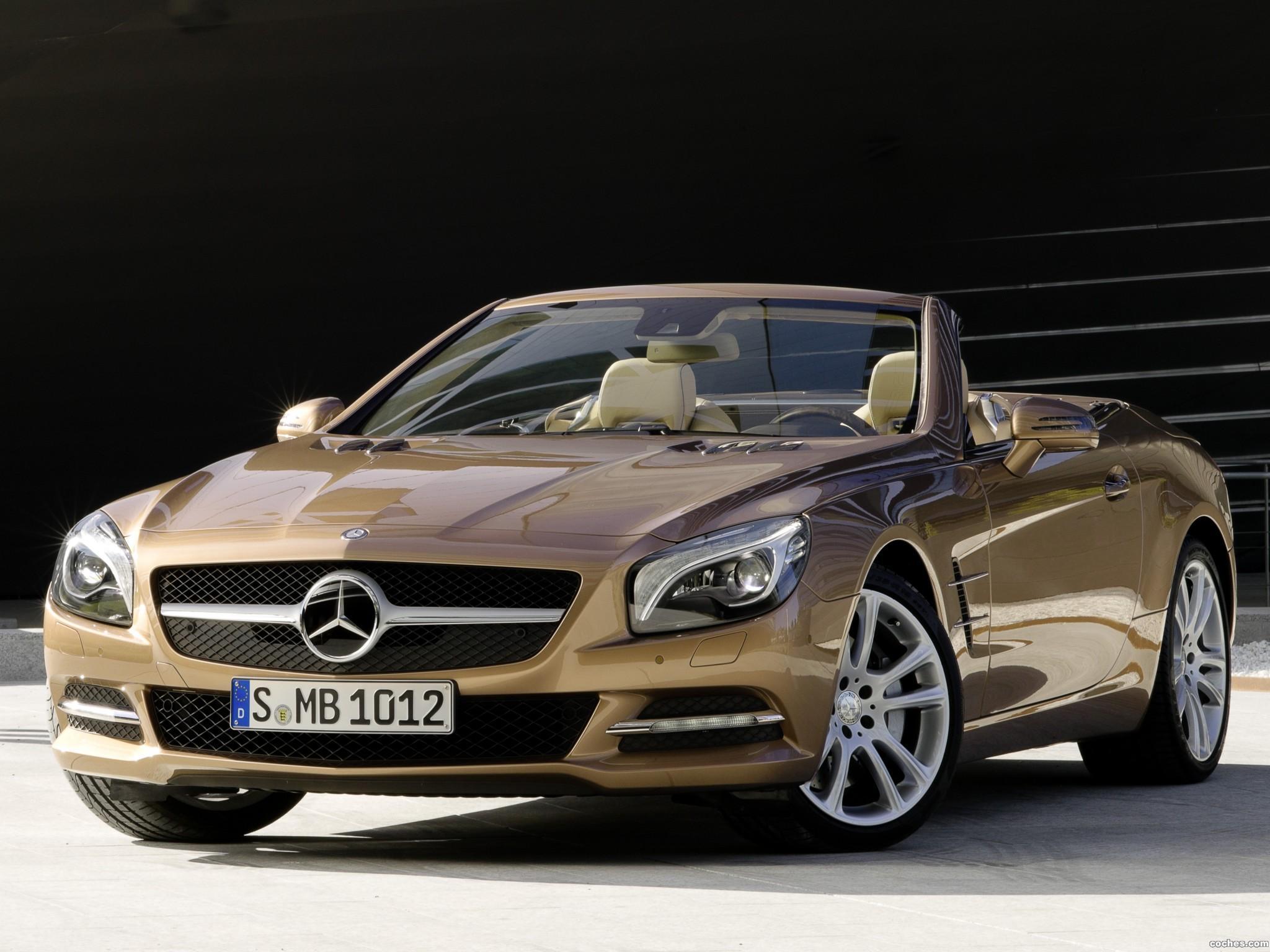 Foto 0 de Mercedes Clase SL SL500 R231 2012