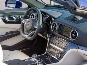 Ver foto 3 de Mercedes Clase SL550 R231 2016