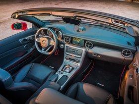 Ver foto 25 de Mercedes SLC 250 D R172  2016