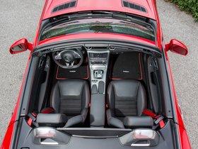 Ver foto 24 de Mercedes SLC 250 D R172  2016