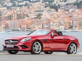 Ver foto 5 de Mercedes SLC 250 D R172  2016