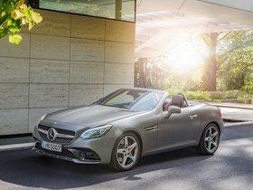 Fotos de Mercedes SLC 300 AMG Line R172 2016