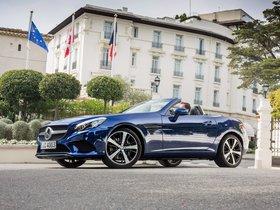Ver foto 11 de Mercedes SLC 300 R172 2016