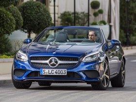 Ver foto 3 de Mercedes SLC 300 R172 2016