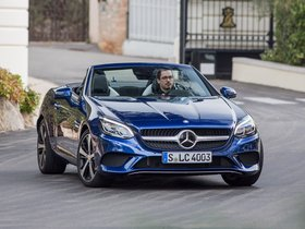 Fotos de Mercedes SLC 300 R172 2016