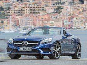 Ver foto 15 de Mercedes SLC 300 R172 2016