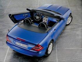 Ver foto 8 de Mercedes SLK 1996