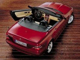 Ver foto 18 de Mercedes SLK 1996