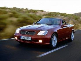 Ver foto 17 de Mercedes SLK 1996