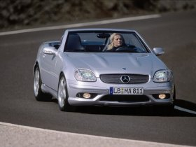 Fotos de Mercedes SLK 1996