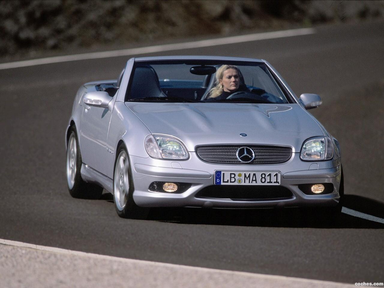 Foto 0 de Mercedes SLK 1996