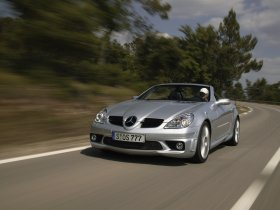 Fotos de Mercedes SLK 2004
