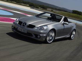 Ver foto 9 de Mercedes SLK 2004