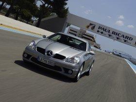 Ver foto 8 de Mercedes SLK 2004