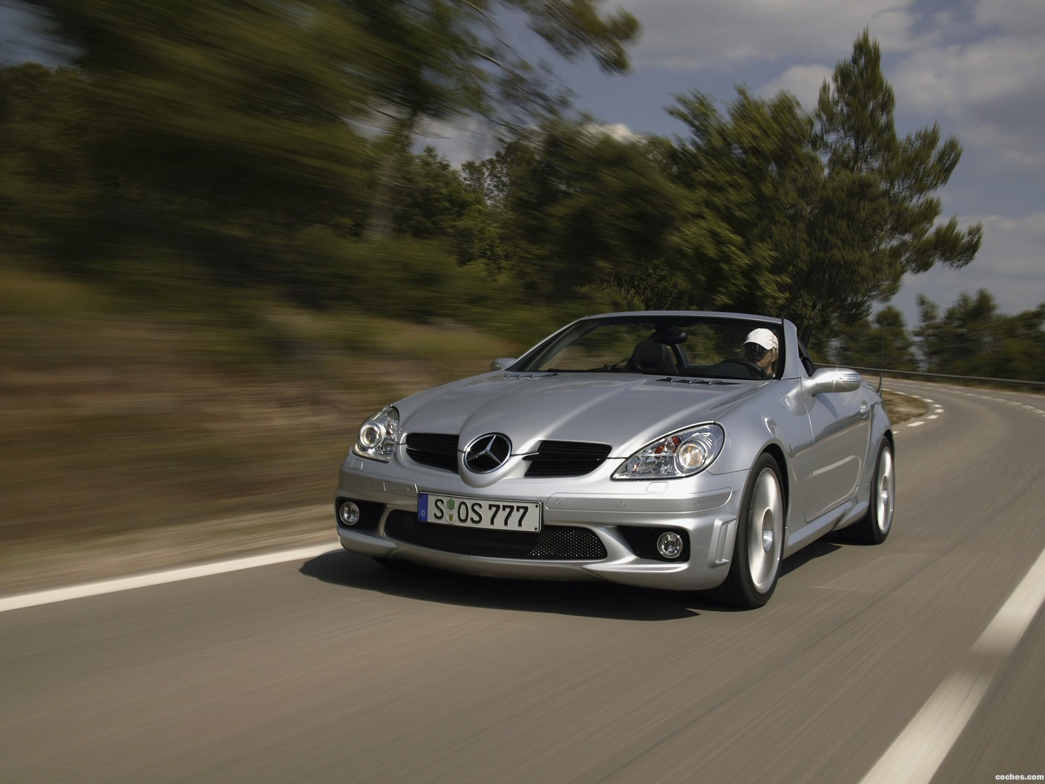 Foto 0 de Mercedes SLK 2004