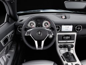 Ver foto 25 de Mercedes SLK 350 AMG Sports Package R172 2011