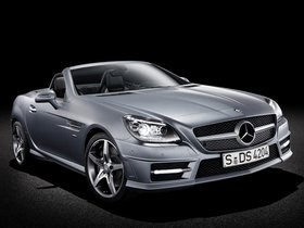 Ver foto 13 de Mercedes SLK 350 AMG Sports Package R172 2011