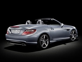 Ver foto 12 de Mercedes SLK 350 AMG Sports Package R172 2011