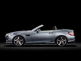 Ver foto 10 de Mercedes SLK 350 AMG Sports Package R172 2011