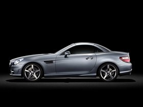 Ver foto 9 de Mercedes SLK 350 AMG Sports Package R172 2011