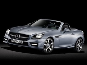 Ver foto 7 de Mercedes SLK 350 AMG Sports Package R172 2011