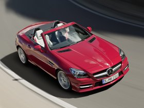 Ver foto 5 de Mercedes SLK 350 AMG Sports Package R172 2011