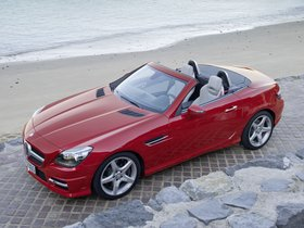 Ver foto 3 de Mercedes SLK 350 AMG Sports Package R172 2011