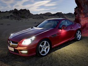 Ver foto 2 de Mercedes SLK 350 AMG Sports Package R172 2011