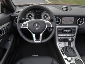 Ver foto 26 de Mercedes SLK 350 AMG Sports Package USA 2011