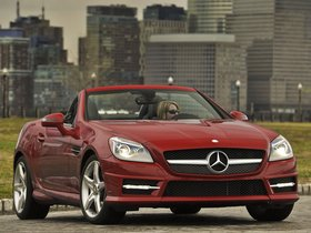 Ver foto 17 de Mercedes SLK 350 AMG Sports Package USA 2011
