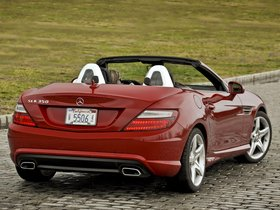 Ver foto 14 de Mercedes SLK 350 AMG Sports Package USA 2011