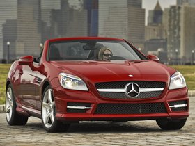 Ver foto 12 de Mercedes SLK 350 AMG Sports Package USA 2011