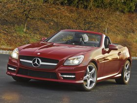 Ver foto 10 de Mercedes SLK 350 AMG Sports Package USA 2011