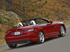 Ver foto 8 de Mercedes SLK 350 AMG Sports Package USA 2011
