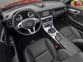 Ver foto 25 de Mercedes SLK 350 AMG Sports Package USA 2011